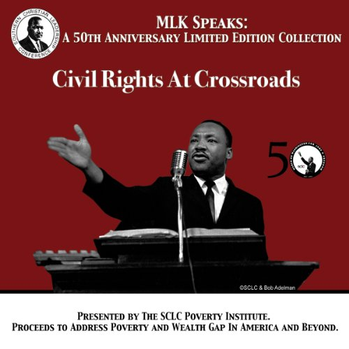Civil Rights At Crossroads audiobook cover art