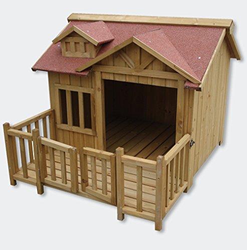 Caseta para perro Wiltec XL