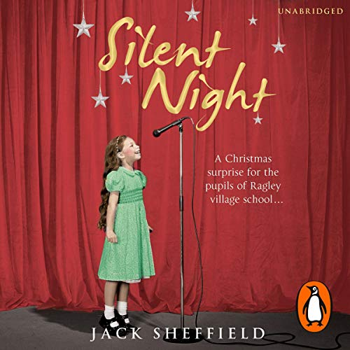Silent Night Audiobook By Jack Sheffield cover art