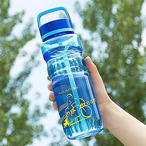 AVEE Botella de Agua de Cristal Clara Infuser Senderismo Jugo de Vidrio de plástico cámara de Filtro Botella Mamadeira Mam JJ60SP de Agua de plástico