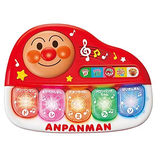 ジョイパレット アンパンマン はじめてあそんで! キラピカ育脳ベビーピアノ