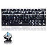UrChoiceLtd Mechanische Gaming-Tastatur Ajazz Geek AK33 mit USB-Anschluss,...