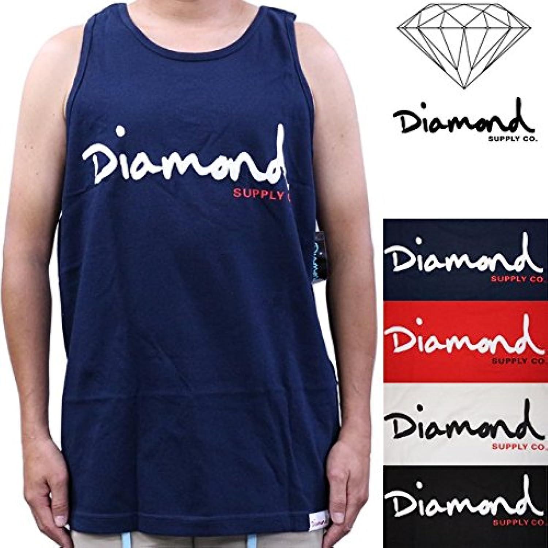 Diamond SUPPLY.CO ダイヤモンド サプライ OG Script Tank [並行輸入品]