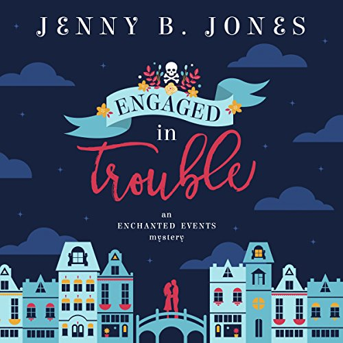 Engaged in Trouble audiobook cover art
