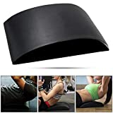 Yeshai3369 - Esterilla de entrenamiento abdominal y abdominal para ejercicios de espalda baja, multicolor