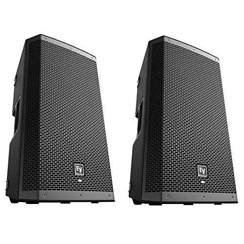 "Electro-Voice ZLX-12BT 12"" 2-Way 1000W Bluetooth-Enabled Powered Loudspeaker (Pair)"