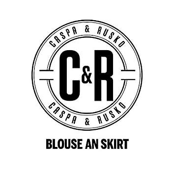 Blouse an Skirt