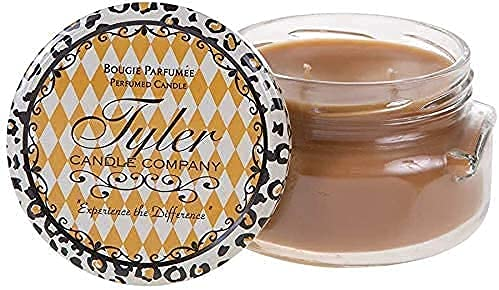 Tyler Candles - Cowboy Scented Candle - 11 Ounce 2 Wick Candle