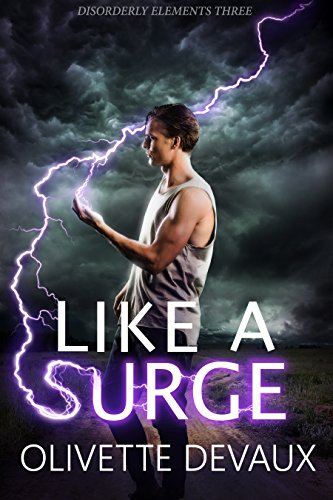 Like a Surge (Disorderly Elements Book 3) (English Edition)