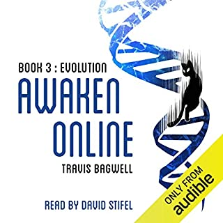 Awaken Online: Evolution audiobook cover art