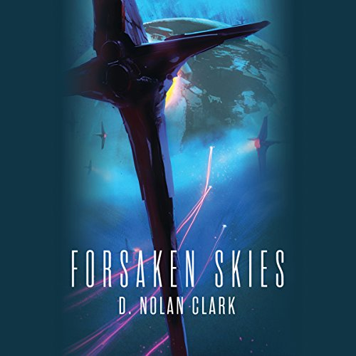 Forsaken Skies audiobook cover art