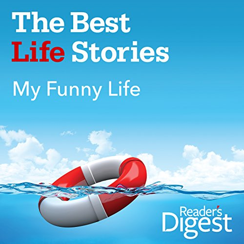 My Funny Life audiobook cover art