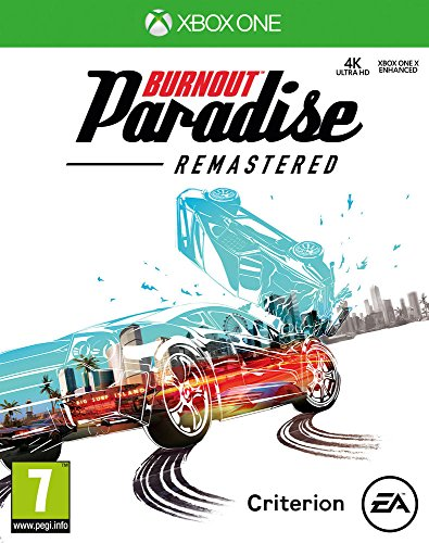 Burnout Paradise Remastered XBOX1 [ ]