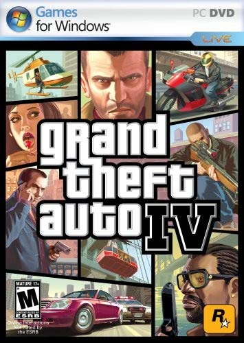 Grand Theft Auto IV for PlayStation 3 - Windows