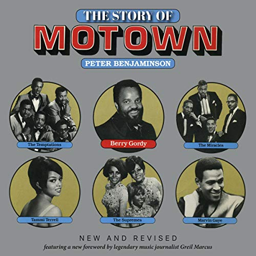The Story of Motown cover art