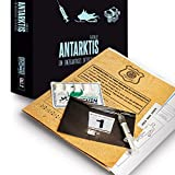 iDventure Detective Stories-Fall 2: Antarktis Fatale. [2. Auflage] Tatort Detektivspiel, Krimispiel, Escape Room Spiel für zu Hause