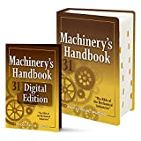 Machinery's Handbook + Digital Edition: Toolbox