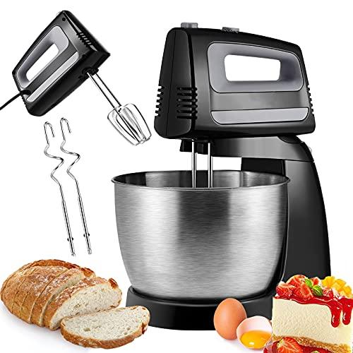 Küchenmaschine, BITOWAT Knetmaschine...