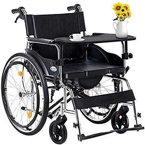 Silla de ruedas plegable para sillas de ruedas Ayuda al