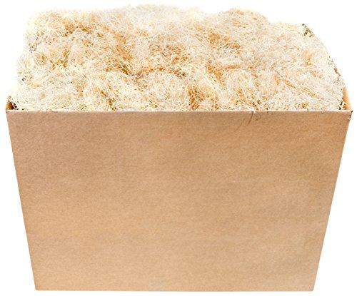 Super Moss (15910) Aspen Holz Excelsior Box Bulk, 30Lb, Natur