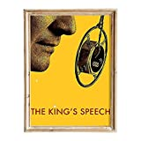 FANART369 The King's Speech #5 Poster A3 Größe Filmposter