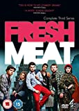 Fresh Meat - Series 3 [DVD] [2013] by Zawe Ashton