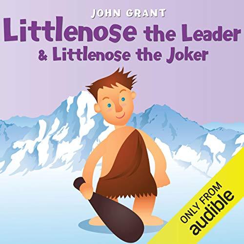 Littlenose the Leader & Littlenose the Joker cover art