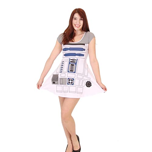 87e8513ce1 Star Wars R2D2 Women s Skater Dress