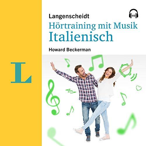Langenscheidt Hörtraining mit Musik Italienisch Titelbild