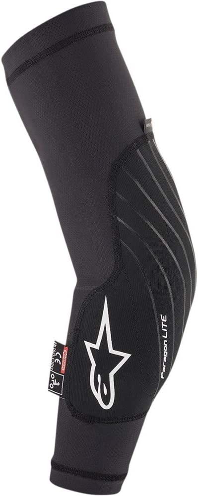 Sale Special Price Alpinestars Paragon Lite Elbow Black 67% OFF of fixed price M Protector
