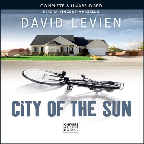 City of the Sun audiobook cover art
