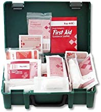 HSE Compliant - Travel & Workplace First Aid Kit for 1