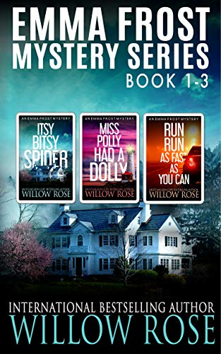 Emma Frost Mystery Series: Book 1-3 (Emma Frost Mysteries 1)