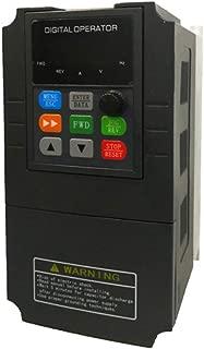 ATO Single Phase 5hp 3.7kW VFD, Single Phase 220v Input to 1 Phase/3 Phase 220v/240v Output