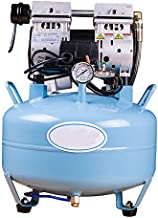 Noiseless Oil Free Air Compressor,Carejoy Portable Oilless Air Compressor 30L 550W 130L/min for 1PC Dental Chair-Shipping from USA