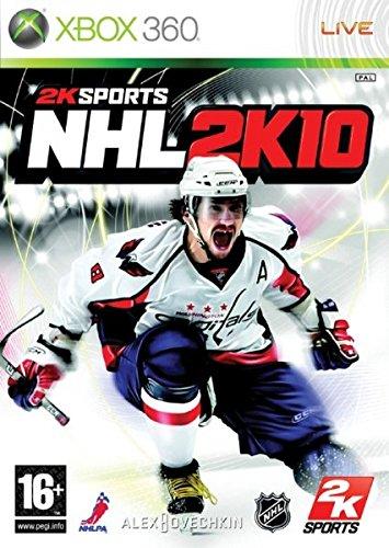 Jogo NHL 2K10 Xbox 360