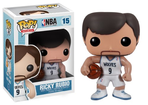 Pop Nba Series 2: Ricky Rubio