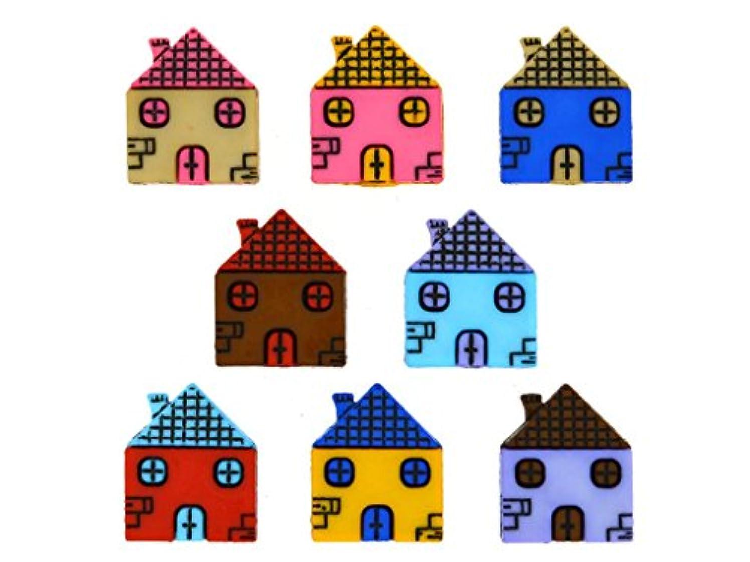 Jesse James Buttons JJB9064 Row Homes