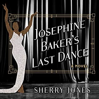 Josephine Baker's Last Dance audiobook cover art