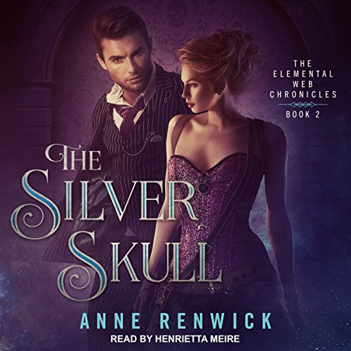 The Silver Skull audiobook cover art