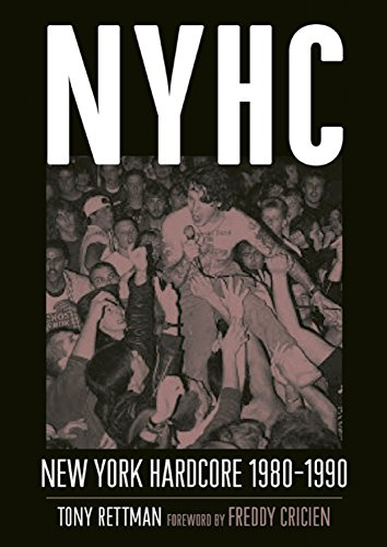 NYHC: New York Hardcore 1980–1990 (English Edition)