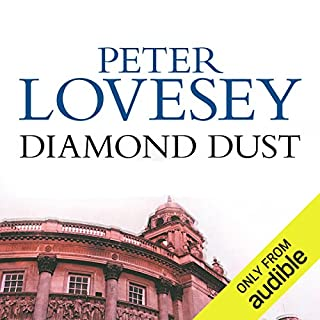Diamond Dust audiobook cover art
