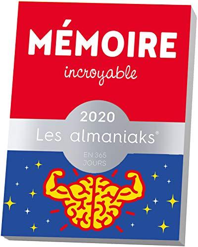 Almaniak Mémoire Incroyable 2020