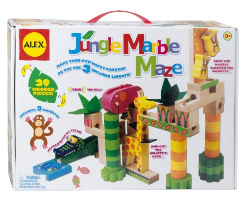Jungle Marble Maze