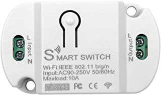 Tykeed Tuya WIFI Intelligent Household Converted Module Timing Remote Control Switch Multipurpose Tool Switch Controller A...