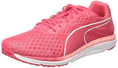 Puma Damen Speed 300 Ignite 3 Wn Cross-Trainer, Pink (Paradise Pink-Soft Fluo Peach White), 42.5 EU