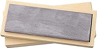 Camps - Natural Piedra de afilar 20 x 7,5 cm + caja de madera