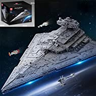 OIURV Technic Spaceship Building Blocks Kit, Mould King Sci-Fi Empire Fighters Starship UCS Model, 1...