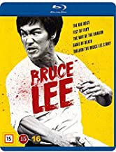 Bruce Lee Collection - 5-Disc Set ( The Big Boss / Fist of Fury / The Way of the Dragon / Game of Death / Dragon: The Bruce Lee Story ) ( Ji [ Origen Sueco, Ningun Idioma Espanol ] (Blu-Ray)