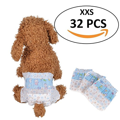 small female dog diaper diaper Custom Boutique Dog Diaper medium dog diaper with a skirt xxs,xs large xlg
